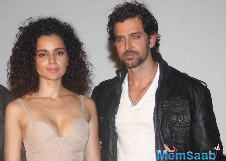 After Sonam Kapoor opted out of the project, the makers had decided to cast Kangana opposite Hrithik in Aashiqui 3