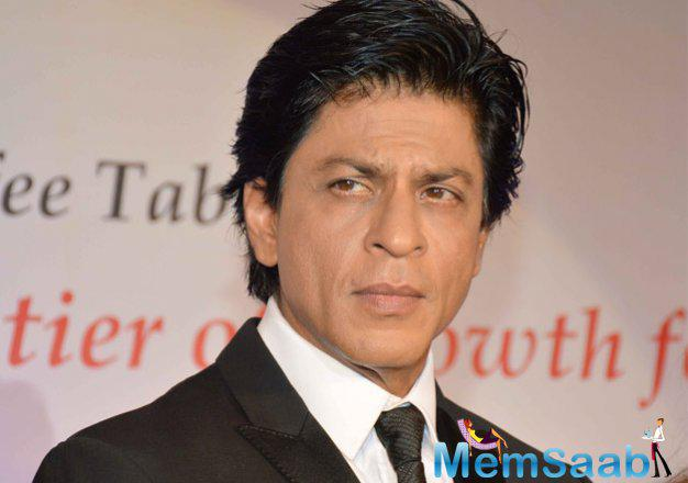 Bollywood star Shah Rukh said I have understood one thing that one must talk about things keeping the platform in mind. I feel this is not the right platform to talk about intolerance.