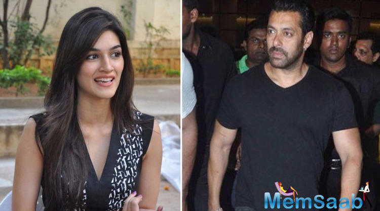 Salman confirmed at an event that Jacqueline Fernandez will not be a part of 'Kick 2'. Earlier, reports had said that this offer to go to Amy Jackson
