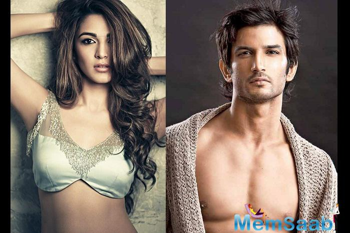 Currently Sushant Singh Rajput and Kiara Advani are busy with their upcoming biographical film'M S Dhoni: An Untold Story' and fly to Abroad soon for shot a romantic number, Says a source