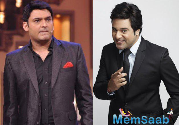 The first episode of comedy night live was telecasted on 31st January but it did not work like Kapil show. Colors' move of replacing Kapil with Krushna has failed sadly