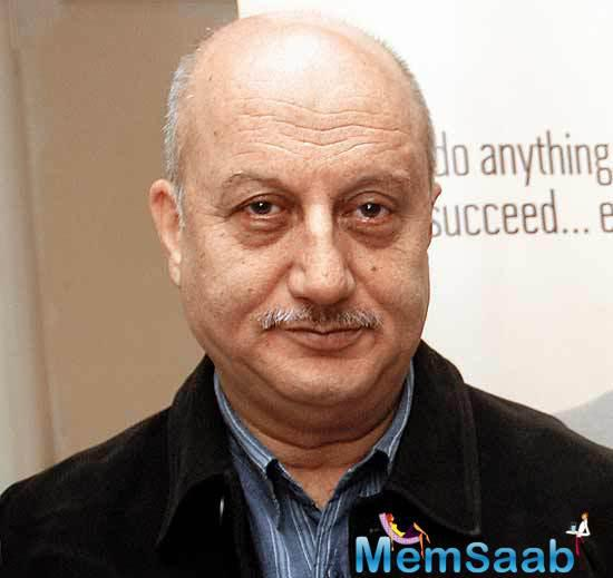Anupam Kher was earlier invited to participate in the Karachi Literature festival, but Pakistan MoFA has denied permission for his visa.