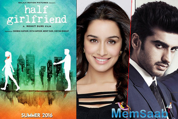 He added, After Ki and Ka promotion and Shraddha's Bhaagi shooting wrapped up, we will begin shooting for 'Half Girlfriend' in April