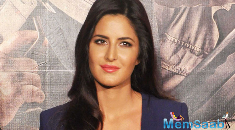 Actress Katrina Kaif refused to join the league of those colleagues of hers who feel there is rising intolerance in the country, saying India is very tolerant and she wants to live here all her life