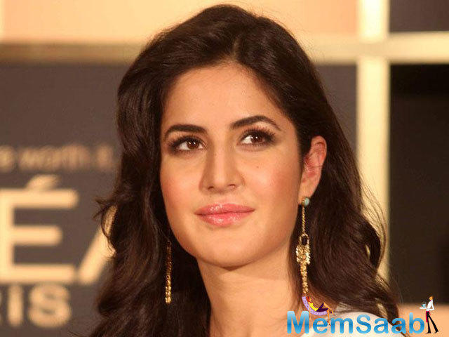 Katrina told a news channel where she was promoting her upcoming movie fitoor ,I'm not   completely alert about the intolerance debate but I feel India is a very tolerant country and a special place
