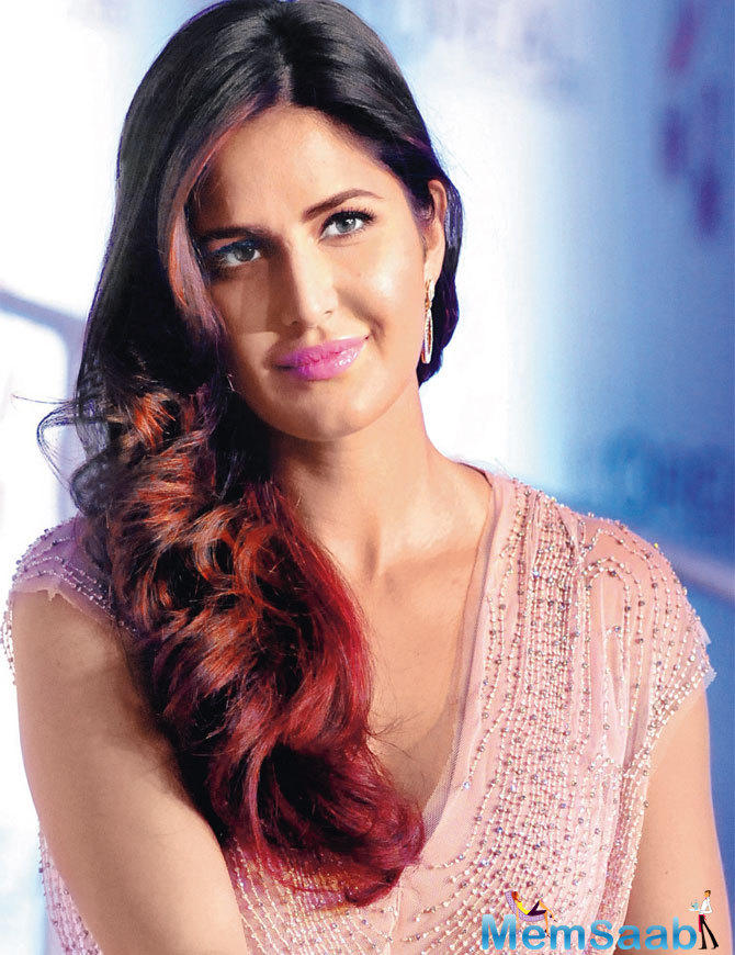 At a promotional event of Fitoor Katrina said, When I came to India, I felt I   came back home. The warmth here can't be experienced anywhere else. Want  to live here all my life