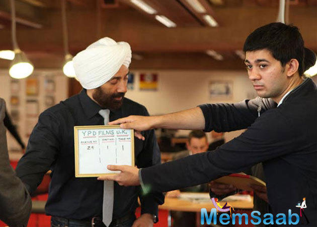 Karan had previously worked as an assistant director on his home-production Yamla Pagla Deewana 2