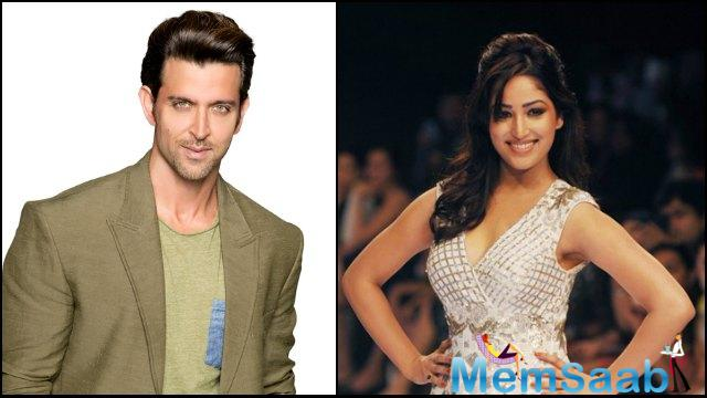 After much speculation in the last couple of months, Yami Gautam is going to star opposite Hrithik Roshan in Kaabil