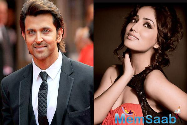 Bollywood stylist hunk Hrithik Roshan will be romancing Sanam Re actress Yami Gautam in Sanjay Gupta's next 'Kaabil'