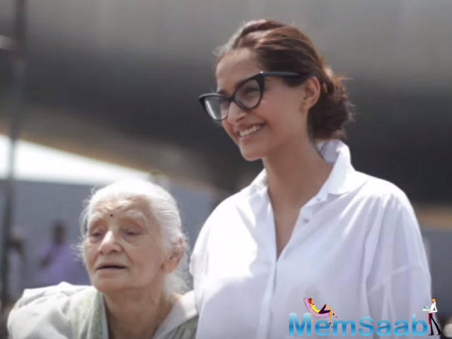 Actress Sonam also says that the legacy of Neerja Bhanot meant that she couldn't let the family down. They did not care whether their daughter was a hero or not.