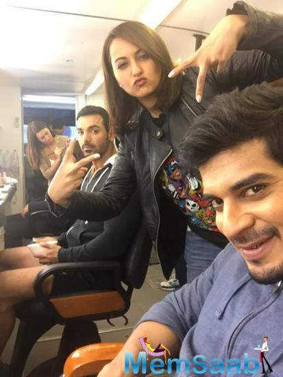 The Force 2 team had wrapped up their first schedule in Budapest, and were keen on moving to  China from Hungary. But Chinese government denied them because of the film's sensitive storyline