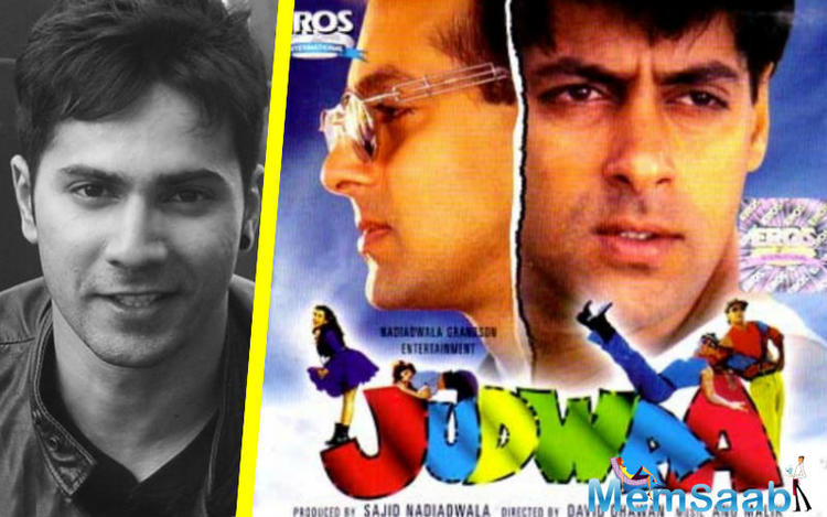 It's a big challenge for Varun Dhawan to play the second part of super-hit Judwaa, which  was a  1997 blockbuster hit of Salman Khan