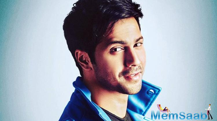 Making the announcement was Varun himself who took to Twitter to post his look from Judwaa 2. But the heroines opposite Varun Dhawan are not finalized yet.