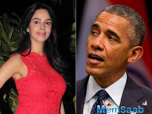 Bollywood star Mallika Sherawat, who is currently in the US, says that she has had the