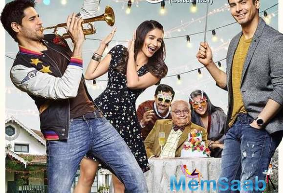 The most awaited trailer of Kapoor And Sons gives a glimpse into the way the crazy Kapoor family functions.