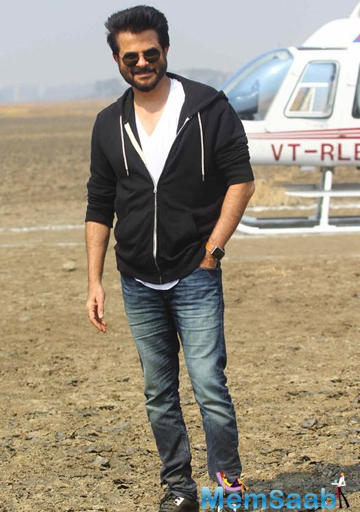 '24' first season had got a great response from audience ,now he is all set for his second season of '24'