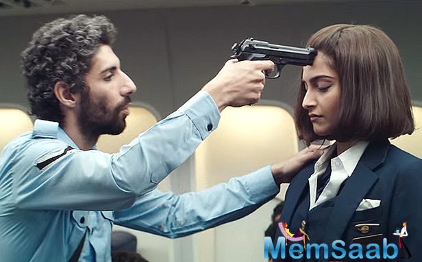 Sonam Kapoor-starrer Neerja, based on real incidents during the hijacking of the Pan Am Flight 73 at the Karachi airport in 1986, has been banned in Pakistan allegedly for showing the country in poor light
