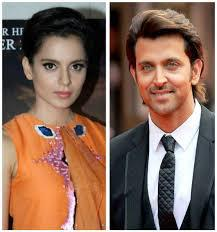 When Kangana was asked about this tu-tu-main-main between herself and Hrithik, she said,