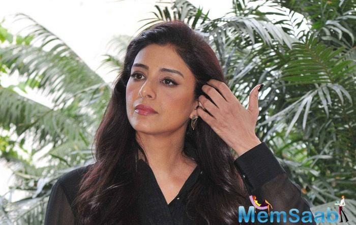 As per Tabu these days, content is good, but it also has to be with a good director who knows his job. I have to trust the director. Fortunately, nowadays, so much content is being written, almost everything is high on content.