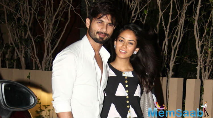 As Valentine's Day around the corner, star Shahid also revealed his plans. In an interview, star Shahid Kapoor said,