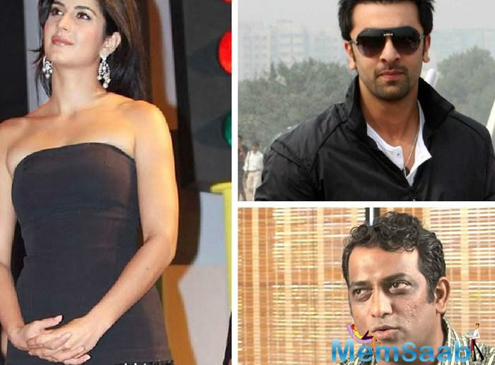 As per the report Makers of the film hold the shooting for jagga Jasoos for more than 1 years ,finally they announced for Shooting and Ranbir got back to work last night, while Katrina wasn't joined them.