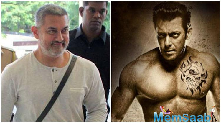 When asked about his physique in 'Dangal', he said, It's not like '3 Idiots', but similar to 'Ghajini 'I've been working hard on that look, it'll take 4-6 months to get there,