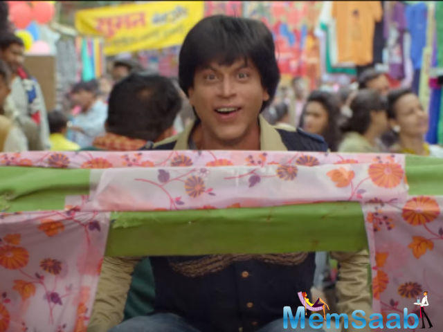 Fan movie will be one of the most spectacular films of 2016. The teaser had made us really excited about the film.
