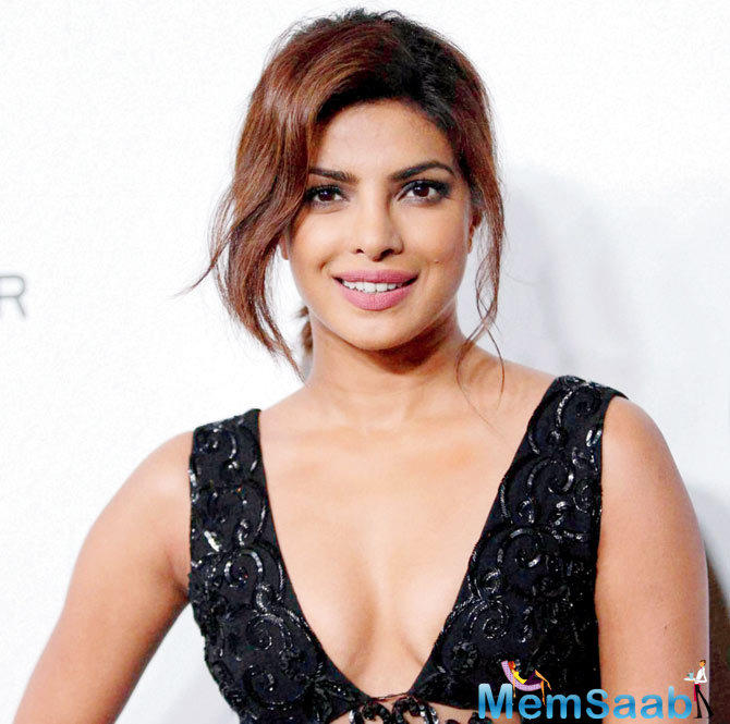 Johnson wrote on Instagram : 'She's one of the biggest stars in the world. Insanely talented,   relentlessly smokin' and extremely dangerous - perfect for 'Baywatch'. WelcomePriyanka Chopra to our bad ass and slightly dysfunctional family'.