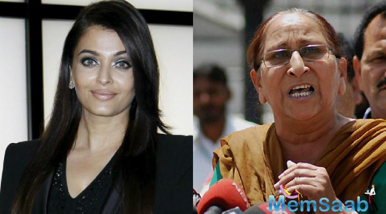 The former beauty queen Aishwarya  will play the role of Dalbir Kaur, Sarabjit Singh's older sister Daljeet Kaur