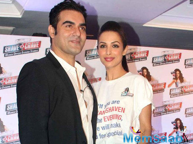 Arbaaz Khan made it as clear as many words that 'people should mind their own business' and 'stop writing shit about their marriage'.