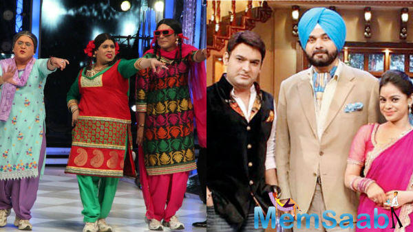 According spotboye Kareena, Virat, Saina shoots the promos of Kapil's new show, which will come in soon in sony.