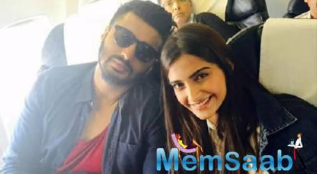 Actor Arjun Kapoor said he is scared of losing out on his loved ones — both on screen and off-screen — and adds that it is one of the reasons he is hesitant to watch Sonam Kapoor's Neerja