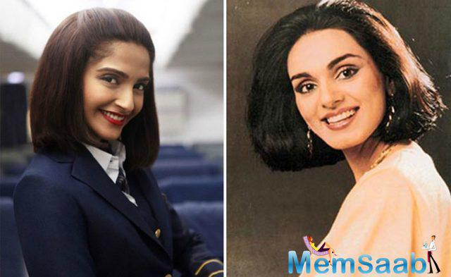 Arjun Kapoor does not want to see Neerja, Because Sonam Kapoor is one of the people who are very close to his heart. As Sonam is playing 'Neerja' in the movie and her character will die so the loving brother Arjun cannot see it happening.