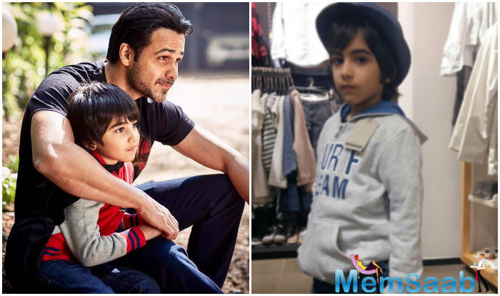 The actor Emraan had said, the last two years have been the most trying phase of my life. I have found two of my greatest teachers. Cancer and my son