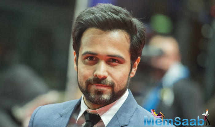 Emraan Hashmi also thanked the publisher of the book which has been co-authored by Bilal Siddiqi.