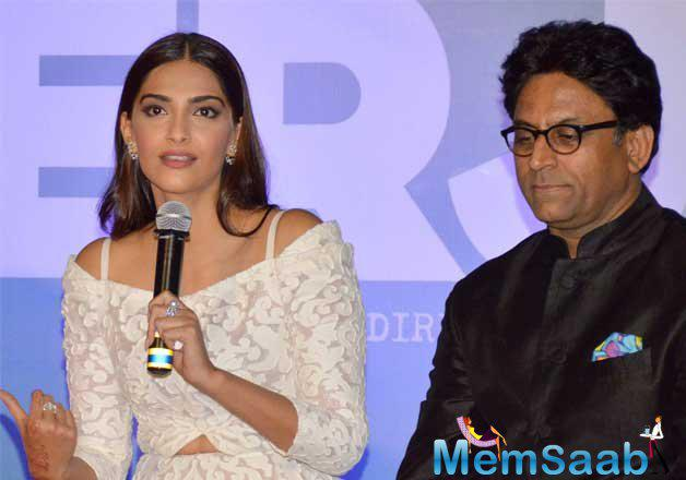 Sad Sonam said, 'Neerja saved Pakistani lives and I can guarantee that Pakistan hasn't been shown in a poor light, I really hope and pray 'Neerja' releases'.
