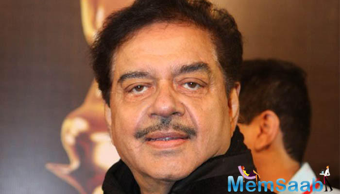 Mr Pradhan took seven years and a series of interviews with Shatrughan Sinha to write the book.