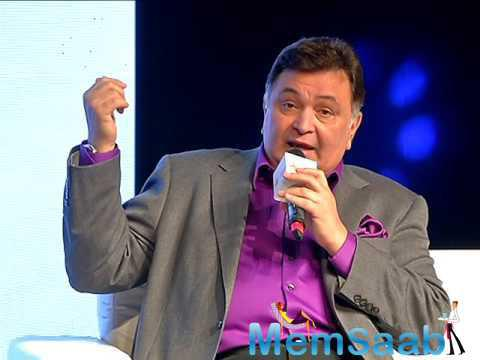 As per the report, Rishi Kapoor proud father  said he should settle down now. He's 33 now  it's entire up to him who he chooses.