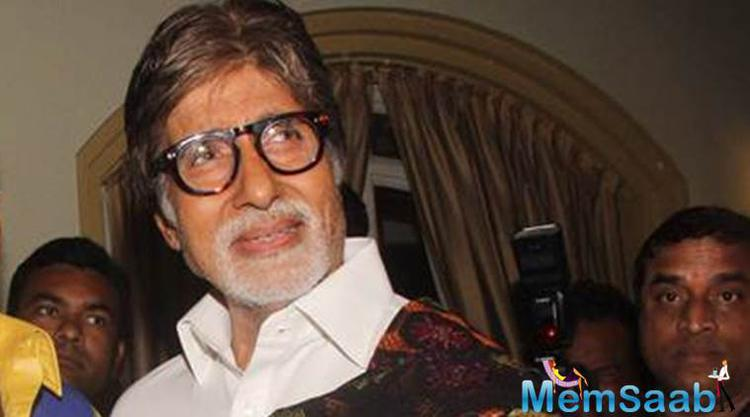 Big B wrote, a remarkable life story for Veeruji. From being another stuntman to where he ended and the numerous highlights that his career exhibited.