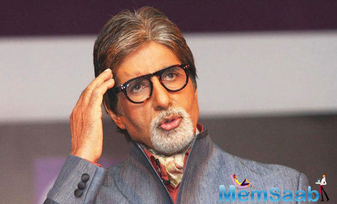 Megastar Amitabh Bachchan was unable to attend the award show held in Mumbai last night due to ill health and he said he regrets not making to the ceremony.