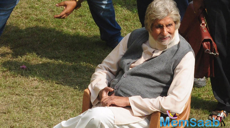 Piku star, who opened 2016 with the action thriller Wazir, is busy filming Ribhu Dasgupta's Te3N.