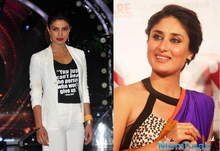 Priyanka and Kareena now have a similar equation and hence, when she was asked about the former's Hollywood turn, she only had good things to say. But she wouldn't want the same for herself.