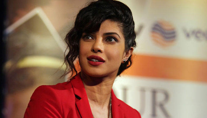 'Daddy's lil Girl' Priyanka, who will play antagonist Victoria Deeds in the beachside movie, too shared the same on Instagram