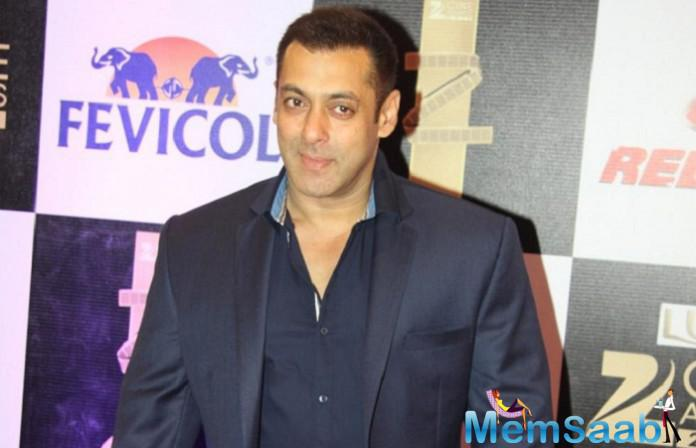 At Zee Cine Awards, Salman told I feel very happy when others get an award. Otherwise, awards don't hold much importance in my life.