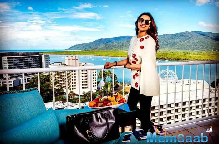 Ishaqzaade star Parineeti Chopra, who is currently in Australia, shared wonderful pictures from her trip that will give you major vacation goals.
