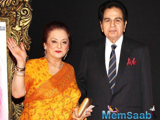 Saira Banu: 94-year-old Dilip Kumar was undergoing a series of medical tests at his Pali Hill residence, he is very worried about 18years pending court case.
