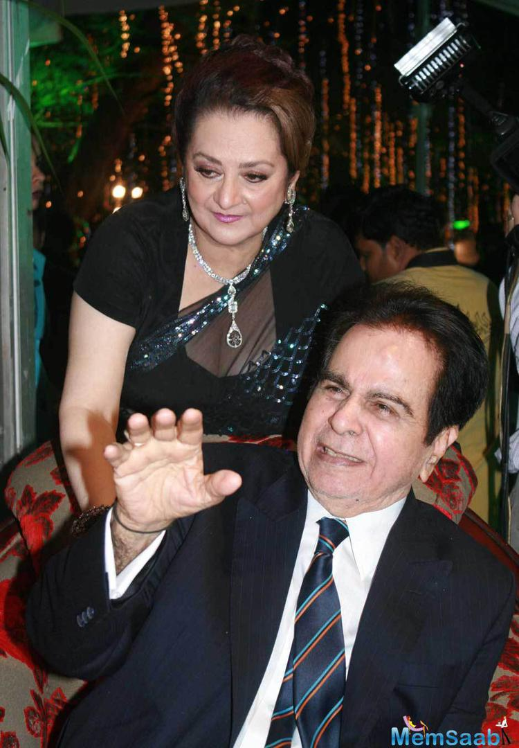 Saira Banu said her brother, Sultan, who handled several responsibilities for her, he passed away on January 15.