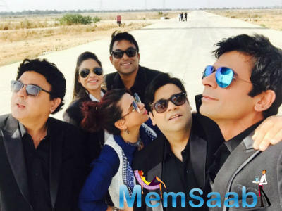 Kapil Sharma will be back soon with his team on Sony channel, now it's confirmed, and his team is all set to shoot for their new show.