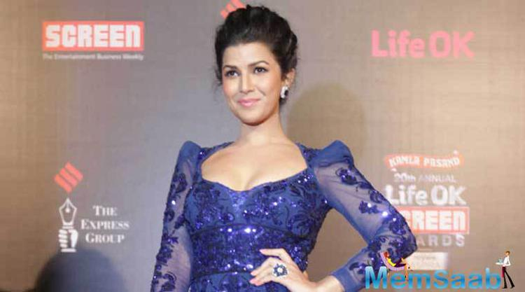 Nimrat has already flown off to Vancouver to shoot for Wayward Pines' with the cast, She has also worked previously in the popular American television series Homeland.