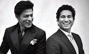 For Sachin Tendulkar  SRK's tribute began with 'Aila', the catchphrase famously used by the cricket maestro in the 1999 Pepsi commercial featuring Sachin himself, Shane Warne and Carl Hooper.